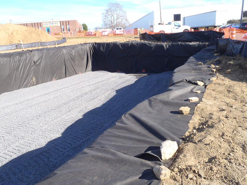 4 8 Subsurface Detention Philadelphia Water Stormwater